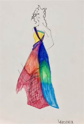 fashion drawing for children may fine art studio