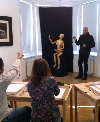 life drawing preparatory workshop may fine art studio