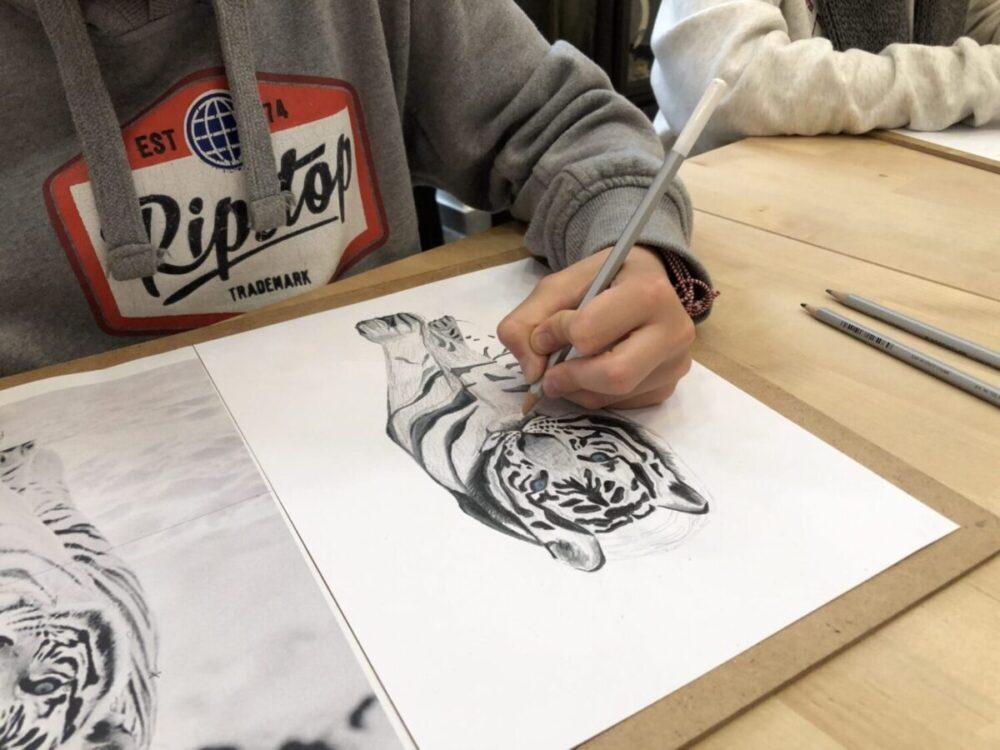 art workshops for children may fine art studio