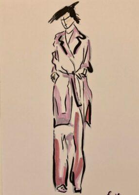 fashion drawing course may fine art studio vienna